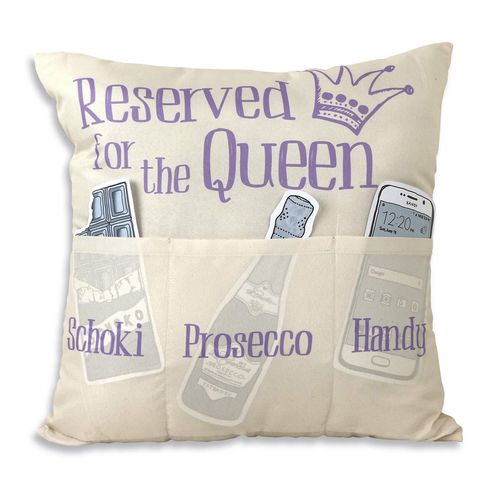 Reserved for the Queen